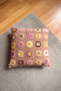 Sunshine day cushion